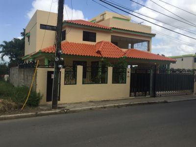 !Excelente casa en uno de los lugares mas tranquilos de la ciudad de Santiago   | Bienes Raices Republica Dominicana