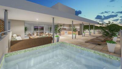 Un proyecto para los amantes del detalle, la arquitectura de vanguardia y la buena terminación. Apartamentos de 263 m2 a 316 m2. | Bienes Raices Republica Dominicana