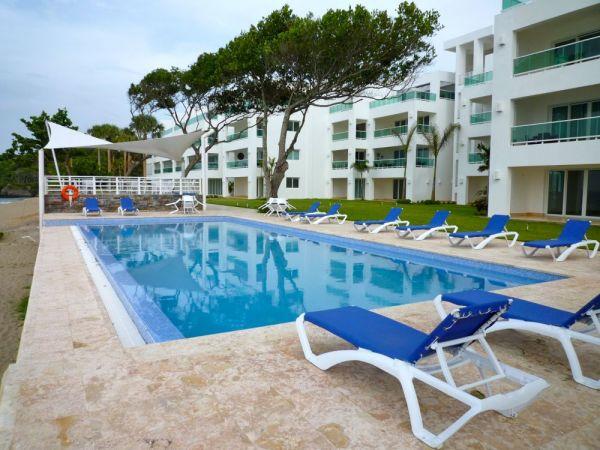 Penthouse en uno de los mas exclusivos proyectos con playa privada en Sosua. | Real Estate in Dominican Republic