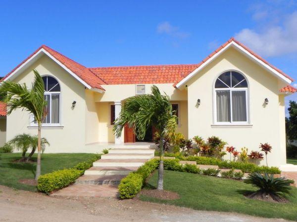 Villa de Pre construcción en urbanización cerrada de primera | Real Estate in Dominican Republic